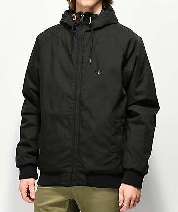 Volcom Hernan 10K chaqueta de snowboard negra