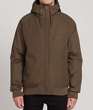 Volcom Hernan Major Brown 5K Jacket