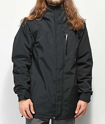 Volcom L Black Gore-Tex Snowboard Jacket