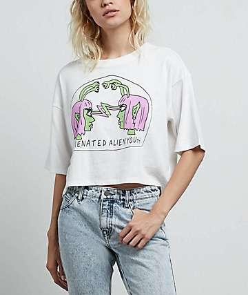 Volcom Ozzie White T-Shirt