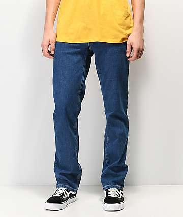 Volcom Solver Blue Jeans