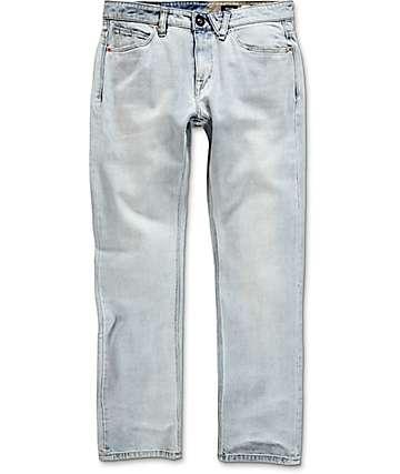 Volcom Solver Light jeans estrechos