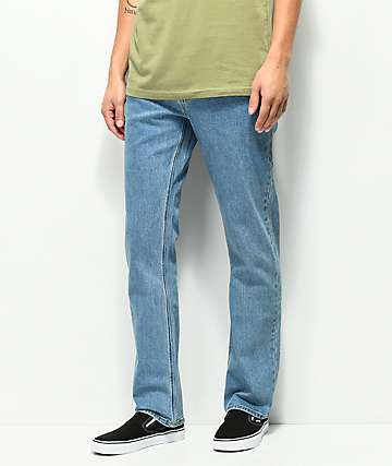 Volcom Solver Stone Blue Jeans