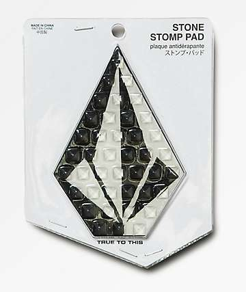 Volcom Stone Black Stomp Pad