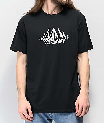 Volcom Stone Sounds Black T-Shirt