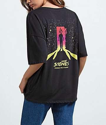 Volcom Stoner Splif Black T-Shirt