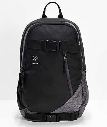 Volcom Substrate mochila negra