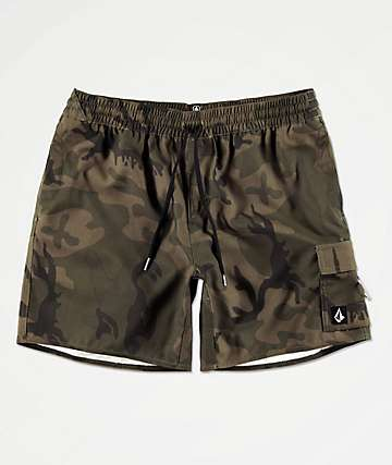 Volcom True Camo Board Shorts