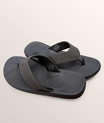 Volcom Victor Grey Vintage Sandals