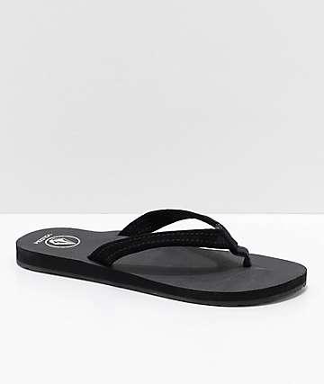Volcom Victoria Black Sandals