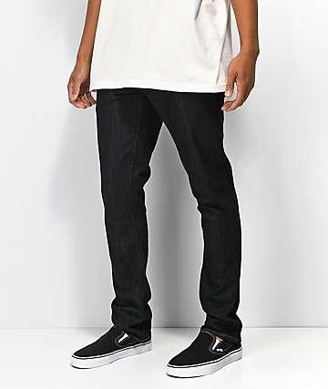 Volcom Vorta Stone Rinse Denim Jeans