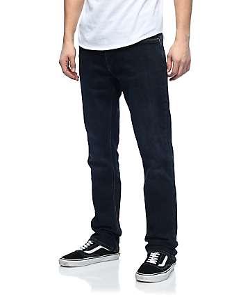 Volcom Vorta Vintage Blue Denim Jeans