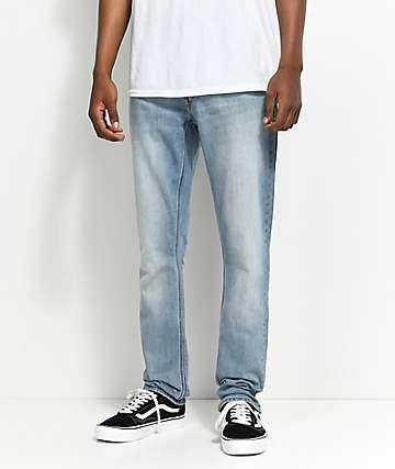 Volcom Vorta jeans en azul claro