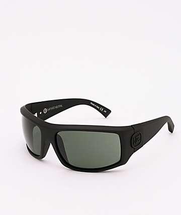 Von Zipper Clutch Sin Black Sunglasses