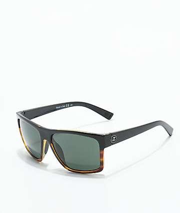 Von Zipper Dipstick Hardline Black & Tortoise Sunglasses