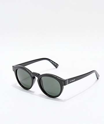 Von Zipper Ditty Black Polarized Sunglasses