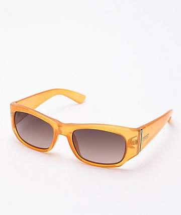 Von Zipper Juvie Toffee Gloss & Brown Gradient Sunglasses