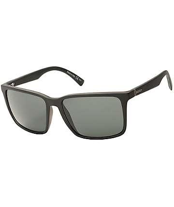 Von Zipper Lesmore Black Satin & Vintage Grey Sunglasses