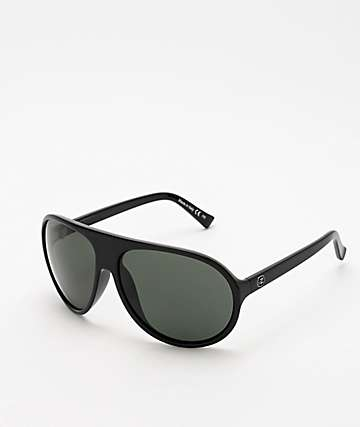 Von Zipper Rockford III Black Gloss Sunglasses