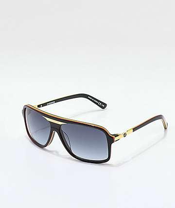 Von Zipper Stache Vibrations Gradient Sunglasses