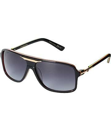 Von Zipper Stache Vibrations gafas de sol gradientes