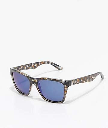 VonZipper Booker Quartz gafas de sol de carey y color azul
