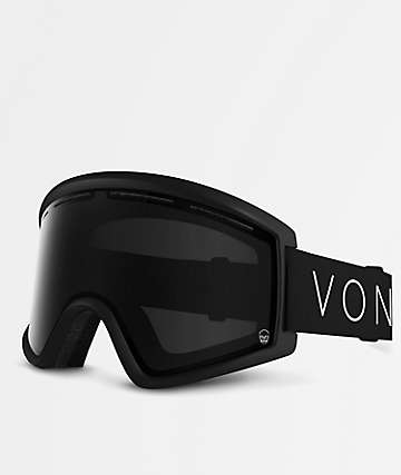 VonZipper Cleaver Yawgoons Blackout Snowboard Goggles