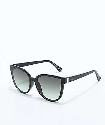 VonZipper Fairchild Vintage Black Gloss Sunglasses