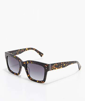 VonZipper Roscoe Tortoise & Grey Sunglasses
