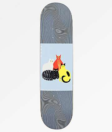 "WKND Christian Maalouf Best Friends Fever King 8.0"" Skateboard Deck"