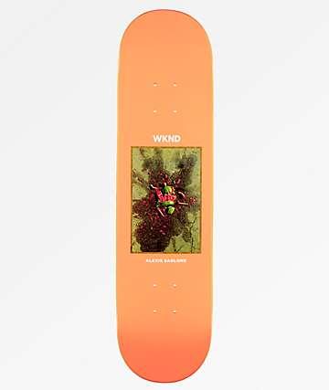 "WKND Doll Parts Sablone Melon Murder 7.75"" Skateboard Deck"