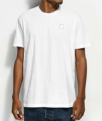 WKND Embroidered Logo White T-Shirt