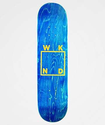"""WKND Glitter Square Logo 8.0"""" tabla de skate"""