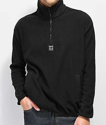 WKND Greenwich Black Fleece