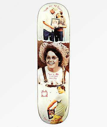 "WKND Johan Stuckey 8.25"" Skateboard Deck"