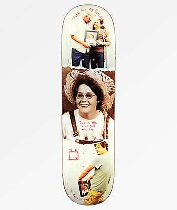 "WKND Johan Stuckey 8.6"" Skateboard Deck"