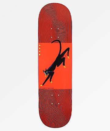 "WKND Johan Stuckey Night Stalker Fever King 8.5"" Skateboard Deck"