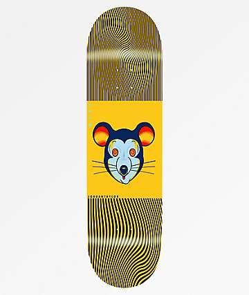 "WKND Jordan Taylor Mouse Cookie Fever 8.25"" Skateboard Deck"