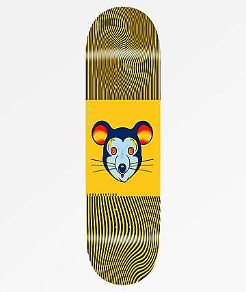 "WKND Jordan Taylor Mouse Cookie Fever 8.25"" tabla de skate"