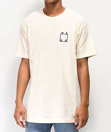 WKND Logo Natural T-Shirt