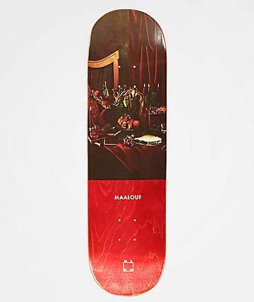 "WKND Maalouf Still Life 8.5"" tabla de skate"