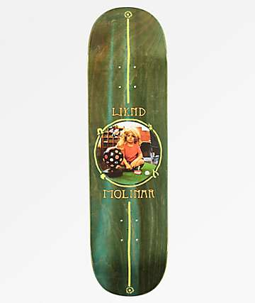 "WKND Molinar One Off 8.5"" Skateboard Deck"