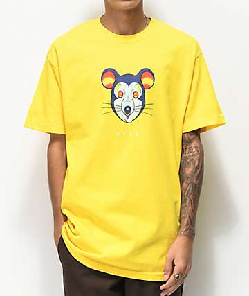 WKND Mouse Yellow T-Shirt