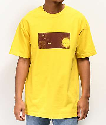 WKND Out Of This World Yellow T-Shirt