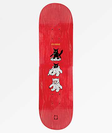 "WKND Sablone Sheep Wolf 8.5"" Skateboard Deck"