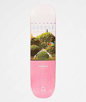"WKND Sablone Still Life 8.25"" Skateboard Deck"
