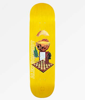 "WKND Schmidt With a Sunny Side 8.25"" Skateboard Deck"