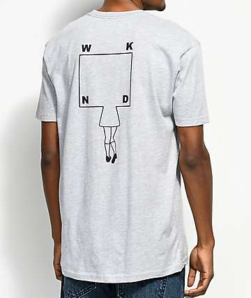 WKND School Girl Grey T-Shirt