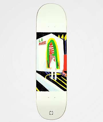 "WKND Stories Lot 3 8.1"" Skateboard Deck"