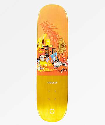 "WKND Stuckey Still Life 8.1"" Skateboard Deck"